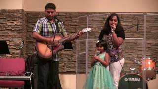 special song by eby family 2016 christmas program