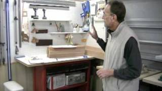 12 Lessons For The New Down To Earth Woodworking Shop, Part 2.mov