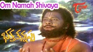 Bhakta Kannappa Songs - Om Namah Shivaya - Krishnam Raju - Vanisree