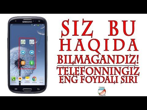 ШОК!!! Бунакасини хали курмагансиз Андроид телефонга :узбекча Алиэкспресс