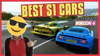 Forza Horizon 4   BEST S1 CLASS CARS (Cheap All Round Beast)