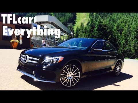 2015 Mercedes-Benz C-Class: Almost Everything You Ever Wanted to Know