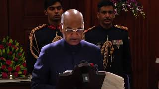 President Kovind hosted a banquet in the honour of King Abdullah II Ibn Al Hussein of Jordan
