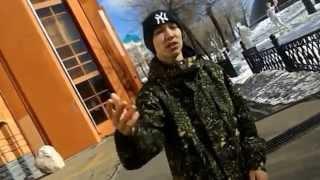 клип на центральнай набережнай Хабаровска.