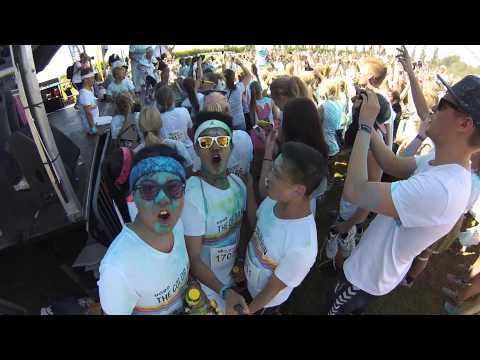 Zulu The Color Run Copenhagen 15/06/2014 - The Happiest 5k On The Planet