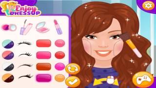 Barbie has visited a new beauty salon! Барби посетила новый салон красоты!