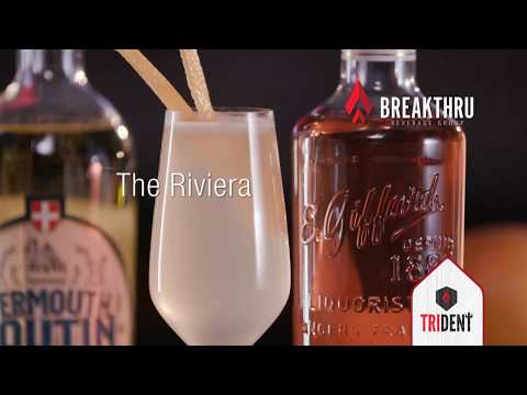 The Riveria Featuring Giffard Pamplemousse