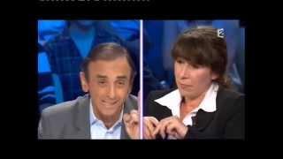 Fadela Amara - On n'est pas couché 1er mai 2010 #ONPC