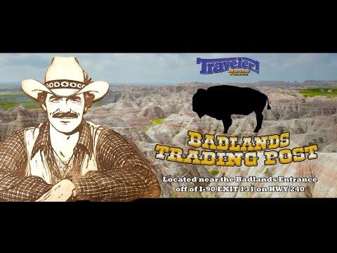 Badlands Trading Post | South Dakota