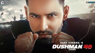 Dushman 40 : Harf Cheema & Gurlej Akhtar (Teaser) Deep Jandu | Latest Punjabi Song 2020 | Geet MP3