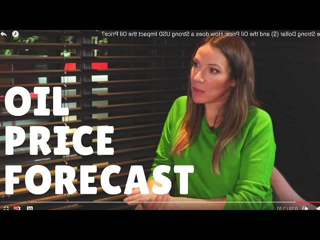 Oil Price Forecast for 2017 and Beyond.  What can we expect to happen to Oil in 2017?