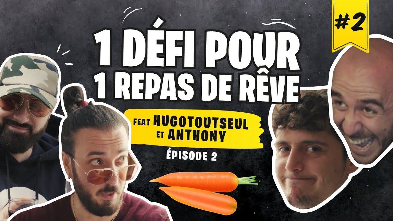 Des anecdotes INEDITES de Youtubeurs X @Anthony Lastella  @Hugo Tout Seul