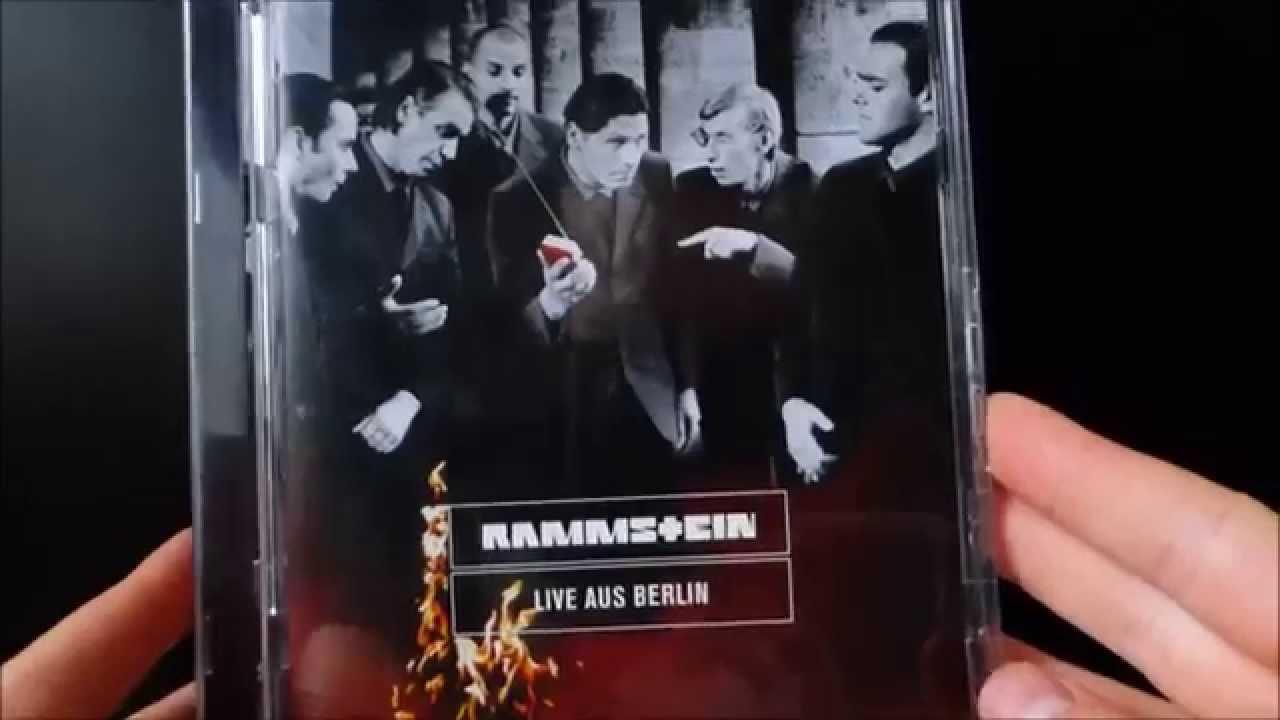 rammstein live aus berlin dvd vorstellung 1 youtube. Black Bedroom Furniture Sets. Home Design Ideas