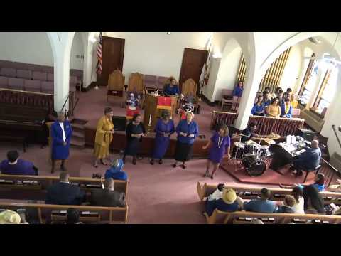 Second Baptist Church of Moorestown Women s Day Service  3 19 2018