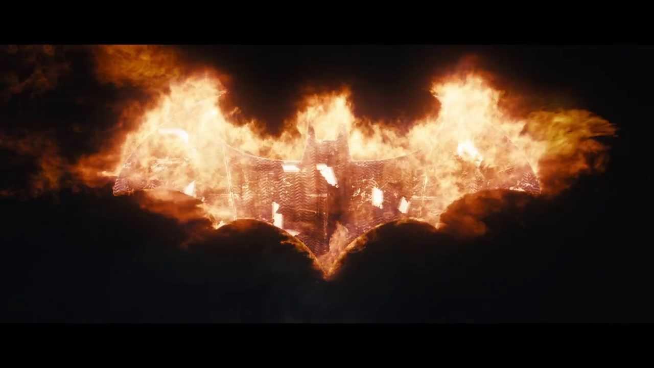 Burning Series Batman