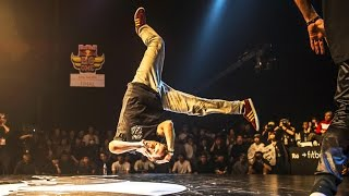 Bboy Akorn VS Bboy Justfit - Red Bull BC One Asian Pacific Final 2015