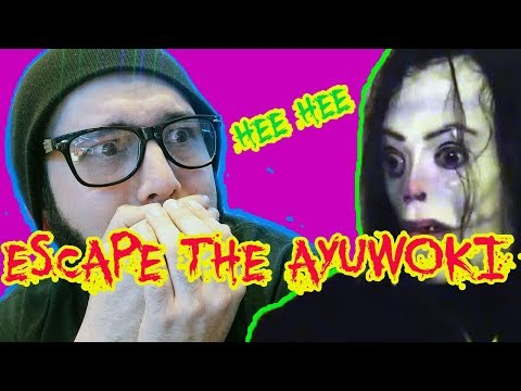 LET'S PLAY || ESCAPE THE AYUWOKI (HEE HEE TIME)
