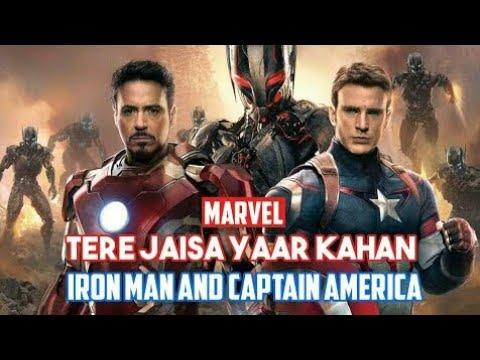 tere-jaisa-yaar-kaha-cap-and-tony-||-meri-jindgi-sawari-avengers-||-avengers-hindi-amv-||-#avengers