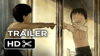Approved For Adoption Official Trailer 1 (2013) - Animated Biography HD