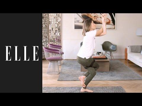 4 postures de yoga pour booster la libido┃ELLE Yoga