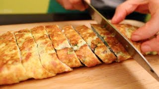 How To Make Korean Omelet Roll  계란말이