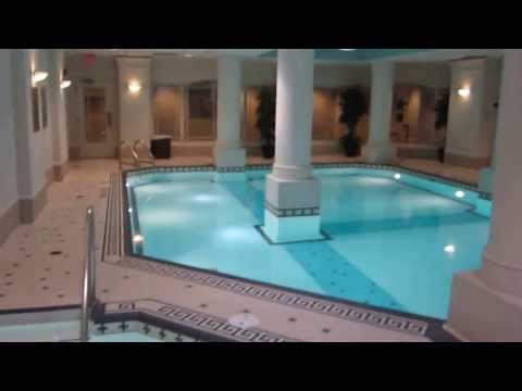 The Fairmont Palliser Downtown Calgary Pool and Jacuzzi