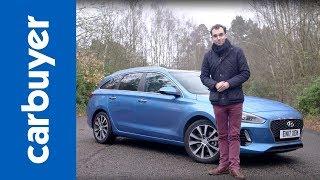 New 2018 Hyundai i30 Tourer in depth review Carbuyer James Batchelor