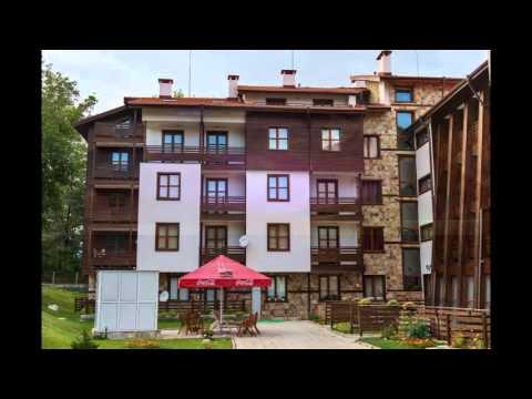 Mountain View apart hotel Bansko Bulgaria