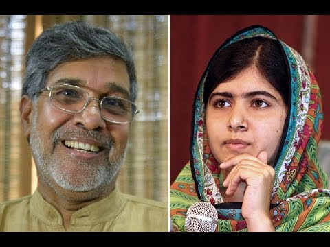 Malala Yousafzai, Kailash Satyarthi Win Nobel Peace Prize