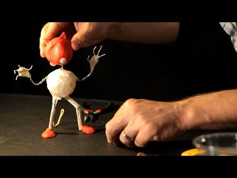 How to Make a Head for Your Puppet | Stop Motion