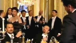 La Traviata, Drinking Song,LIVE in Paris anno 2000
