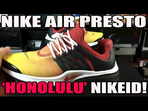 huge selection of 55dcc 3945d @SoleCollector 'Honolulu' Inspired @NikeID Air Presto Review + On Feet -  YouTube