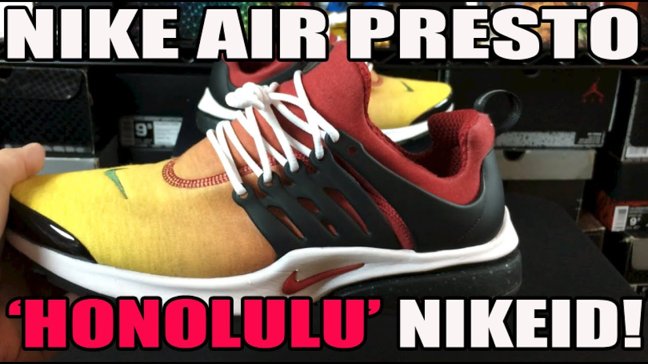 watch 9d363 f2c04 @SoleCollector 'Honolulu' Inspired @NikeID Air Presto Review + On Feet