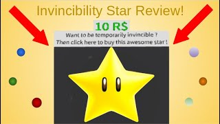 Invincibility Star Gamepass Review! Roblox Survive & Kill The Killers In Area 51!