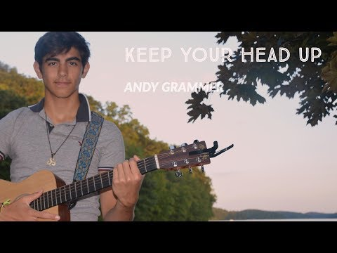 Keep Your Head Up ~ Andy Grammer Cover || Max Patel