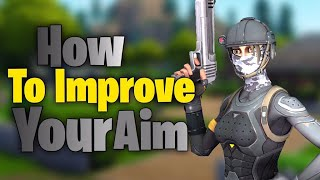How To Abuse Aim Assist + Improve Your Aim PS4 + Xbox (Fortnite Controller Guide)