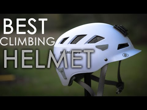 Best Climbing Helmet | Mammut El Cap Review | Sizing Guide