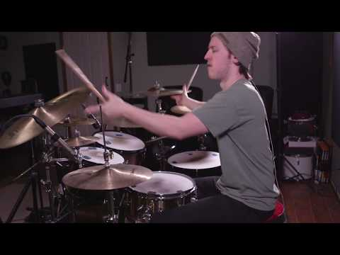 Cover Lagu Matt Chancey - Zedd, Maren Morris, Grey - The Middle (Drum Cover) STAFABAND