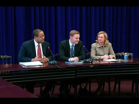 White House Briefing with the Information Technology Industry Council