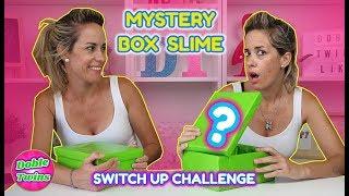 MYSTERY BOX SLIME SWITCH UP CHALLENGE!! CAMBIO CAJA MISTERIOSA DE SLIME