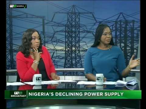 Nigeria's Declining Power Supply