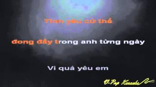 Sau Tất Cả - Erik St-319 Karaoke Beat tone thấp