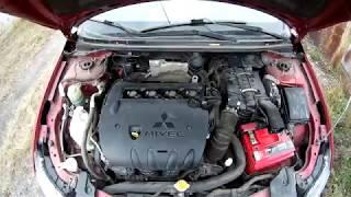 Mitsubishi Lancer X не заводится ,что делать ??