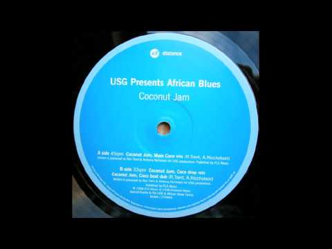USG Presents African Blues – Coconut Jam