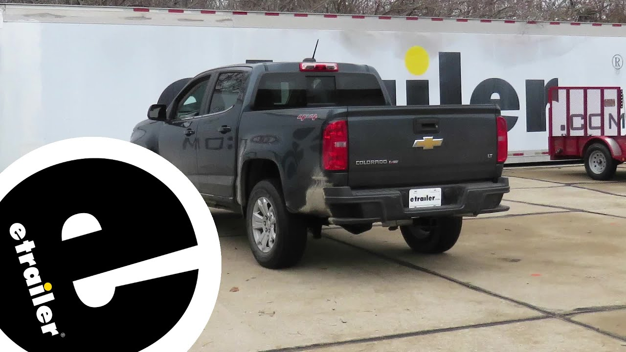 2015 chevrolet colorado wiring diagram etrailer hopkins trailer wiring harness installation 2019  trailer wiring harness installation
