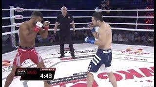 Тимур Нагибин vs Иван Бухингер, тизер боя, M-1 Challenge 80