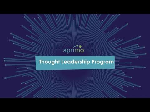 (INTERNAL) Aprimo Thought Leadership Presentation