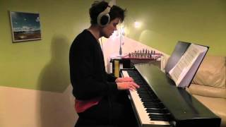One Direction - Love You Goodbye - Piano Cover - Slower Ballad Cover