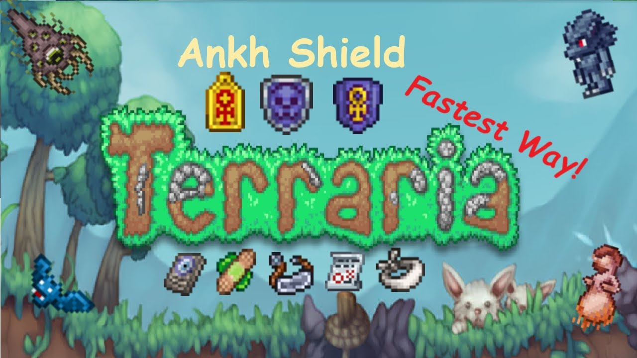 Ankh Shield Fastest Way To Get In Terraria 1 4 Ankh Charm And Ankh Shield Ultimate Guide Youtube The ankh shield is an amazing accessory for any character in terraria. ankh shield fastest way to get in terraria 1 4 ankh charm and ankh shield ultimate guide