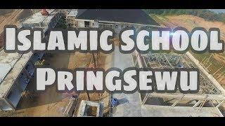 Came On Adventure : pembangunan sekolah SMPIT insan mulia boarding school islamic school pringsewu